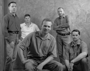 Luňákova hrůzgrassová kapela KŘÁP