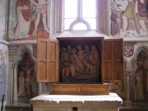 oltář 2