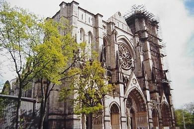 Gotika 20. století sv. Jan