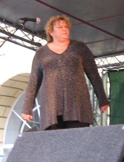 Ida Kelarová (sestra Ivy Bittové)