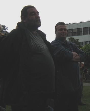 Meteorolog Novák s Hrabětem
