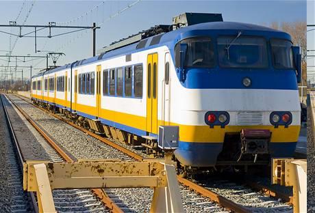 Strojvůdci ujel vlak