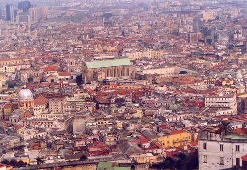 Neapol - magické město