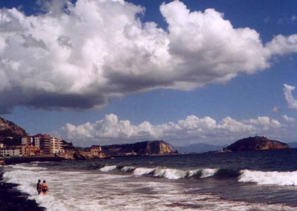 Neapol - místo, kde se moře setkává s nebem
