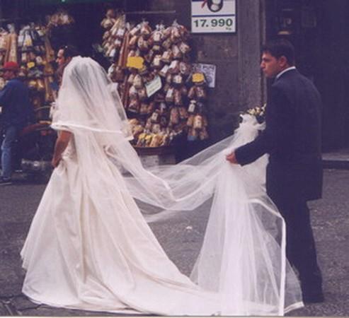 Neapol - svatební