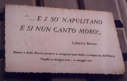 Jsem Neapolitánec, a kdybych nemohl zpívat, zemřu
