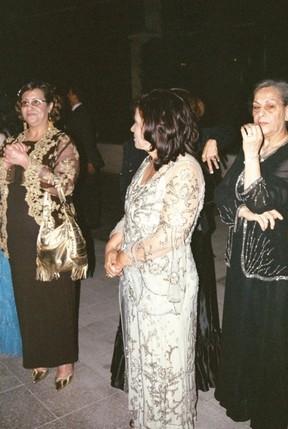 Muslimská svatba - módní přehlídka