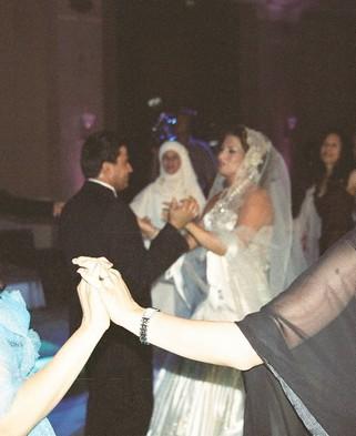 První tanec patří ženichovi a nevěstě