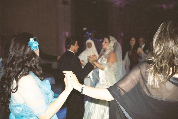 První tanec...